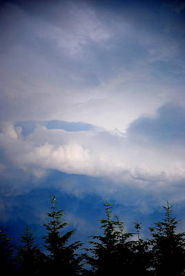 Photograph - The Storms Brewing  by Kathy Sampson