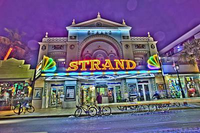 The Strand Art Print