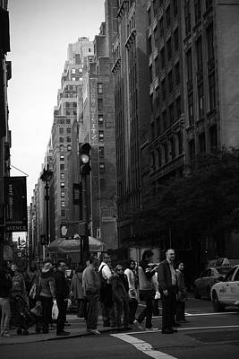 The Streets Of New York Original by Mike Rychlik