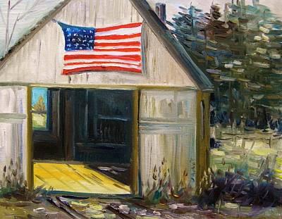Portfolio Painting - The Studio by John Williams
