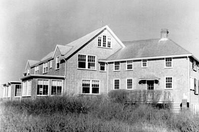 The Summer Home Of President John F Print by Everett