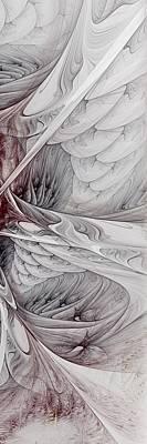 Digital Art - The Third Sorrow by NirvanaBlues