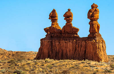 Photograph - The Three Goblins by Robert Bales