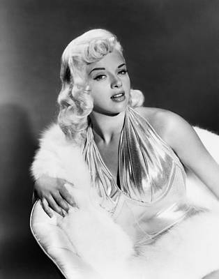 The Unholy Wife, Diana Dors, 1957 Art Print