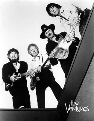 1980s Portraits Photograph - The Ventures, Ca. 1980 by Everett
