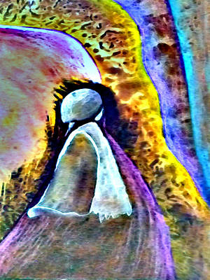 Spirt Digital Art - The Vision No.3 by George  Page