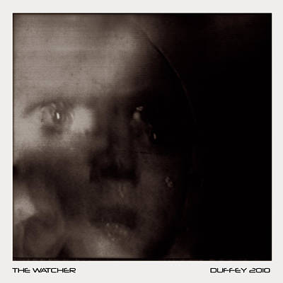 Photograph - The Watcher by Doug Duffey