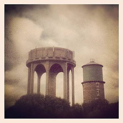 Victorian Wall Art - Photograph - The Water Tower by Tom Crask