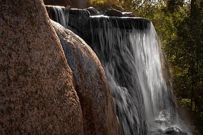 Photograph - The Waterfall by Ari Salmela