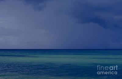 Waterscape Photograph - The Weather Is Changing by Heiko Koehrer-Wagner