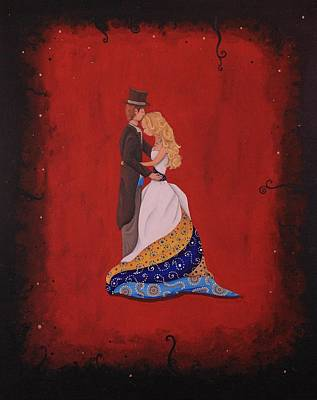 Painting - The Wedding by Jennifer Lynch