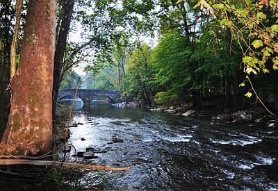 The Wissahickon Creek Art Print