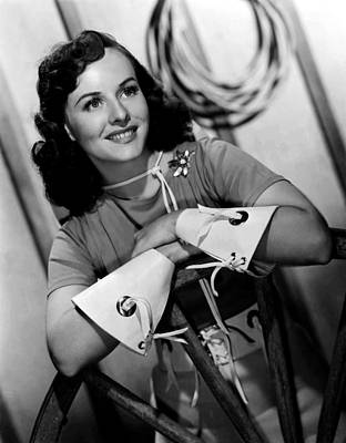 Films By George Cukor Photograph - The Women, Paulette Goddard, 1939 by Everett