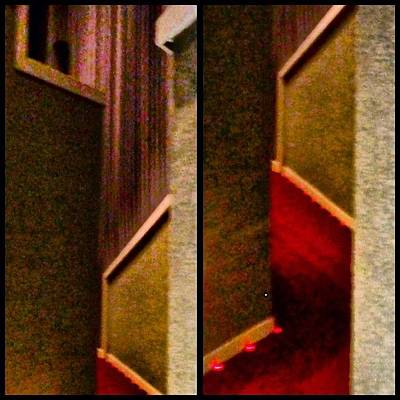 Angle Photograph - Theater Angles by John Griffin
