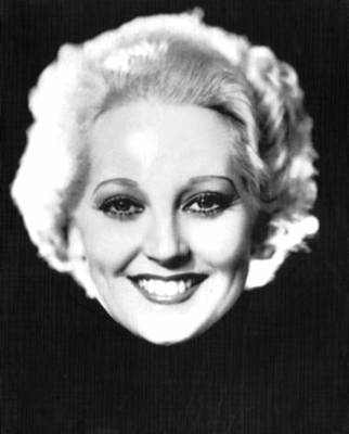 Publicity Shot Photograph - Thelma Todd, Ca 1933 by Everett