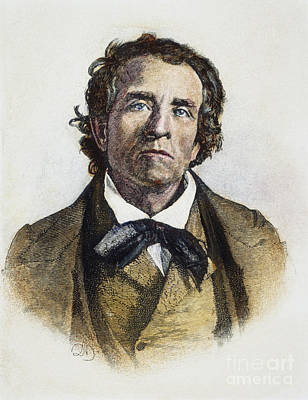 Kim Fearheiley Photography - Theodore Weld (1803-1895) by Granger