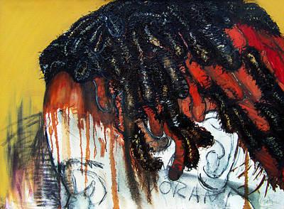 They Saw My Hair And Called Me Ignorant Before I Spoke Art Print