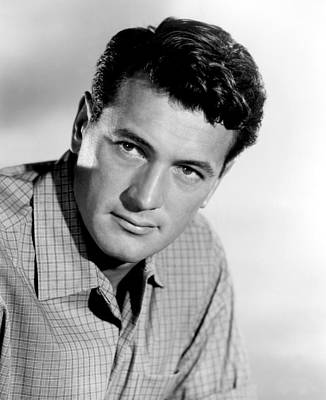 This Earth Is Mine, Rock Hudson, 1959 Art Print