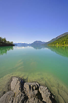 Harrison Hot Springs Wall Art - Photograph - This Is British Columbia No.65 - Surrounded By Beauty by Paul W Sharpe Aka Wizard of Wonders