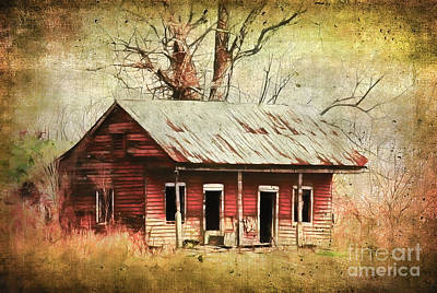 Photograph - This Old House by Judi Bagwell