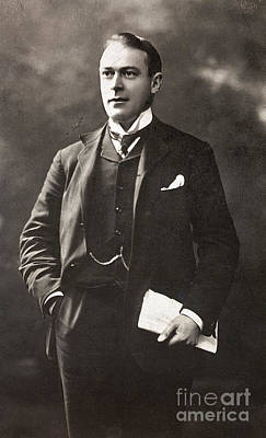 Photograph - Thomas Andrews (1873-1912) by Granger