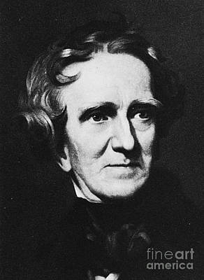 Sully Photograph - Thomas Sully (1783-1872) by Granger