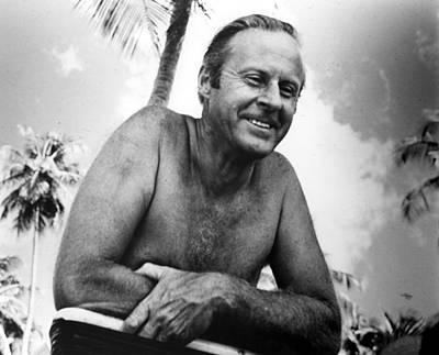 Thor Heyerdahl 1914-2002 Art Print by Everett