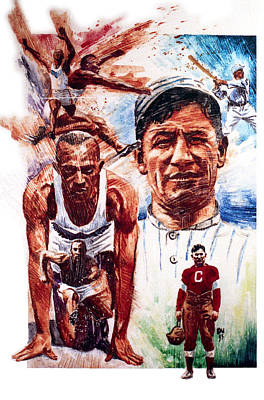 Thorpe And Owens Art Print