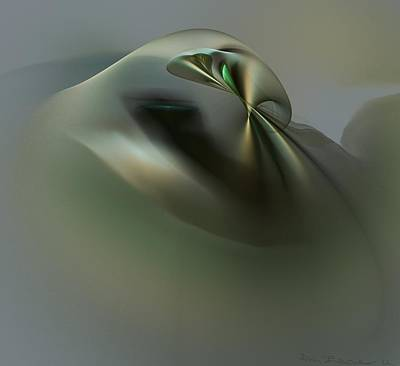 Thoughts Digital Art - Thought Experiment 1 by David Lane