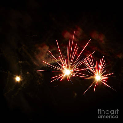 Photograph - Three Explosions by Agusti Pardo Rossello