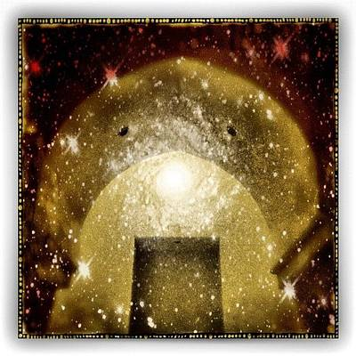 Fineart Photograph - Threshold To Enlightenment by Paul Cutright