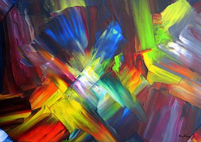 Painting - Thrive by Kathy Sheeran