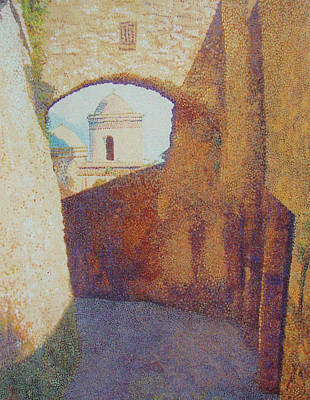 through the Passageway Original by Catherine Bath