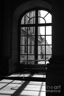 Through The Window Art Print by Ivy Ho