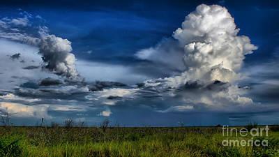 Photograph - Thunderstorm Approaching by Mareko Marciniak