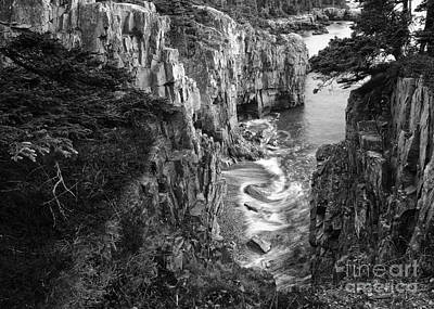 Photograph - Tide Action by David Waldrop
