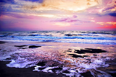 Photograph - Tide Coming In by Francesa Miller
