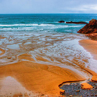 Photograph - Tide Pools by David Patterson