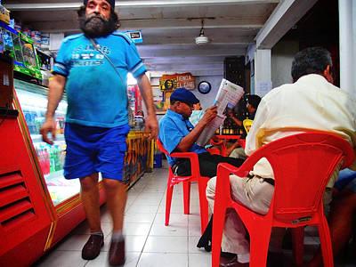 Photograph - Tienda El Che by Skip Hunt