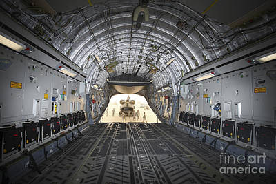Photograph - Tikrit, Iraq - A Ch-47 Chinook by Terry Moore