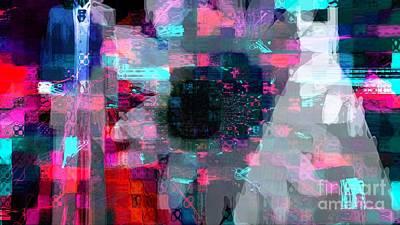 Faniart Africa America Digital Art - 'till Ego Do Us Apart by Fania Simon