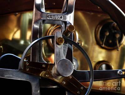 Antique Automobiles Photograph - Time Machine 1922 by Steven Digman