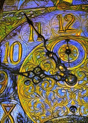 Photograph - Time Machine by Judi Bagwell