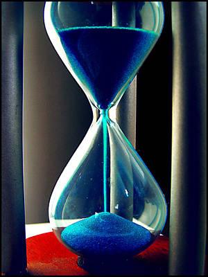 Time Makes Magic Art Print