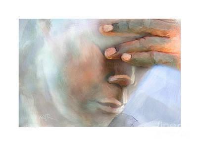 Time Passages - Empty Promises Art Print by Bob Salo