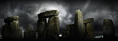 Art Print featuring the photograph Timeless Great Stones by John Chivers
