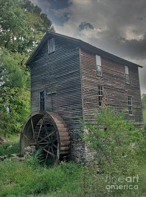 Art Print featuring the photograph Times Forgotten by Janice Spivey