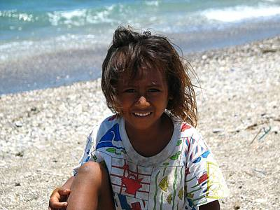 Photograph - Timorese Child by Diane Height