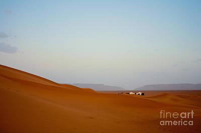 Photograph - Tinfou Dunes by Nabucodonosor Perez