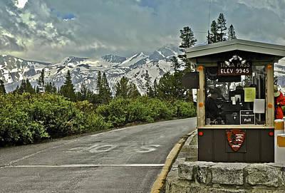 Photograph - Tioga Pass Gateway To Yosemite by LeeAnn McLaneGoetz McLaneGoetzStudioLLCcom